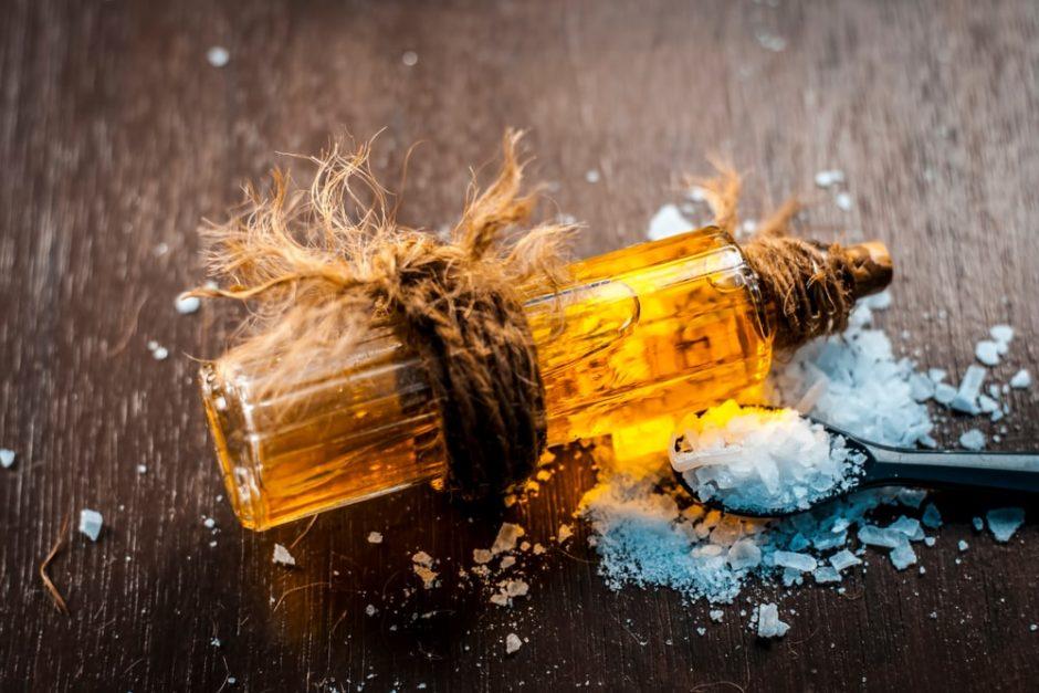 aceite alcanforado para la tos