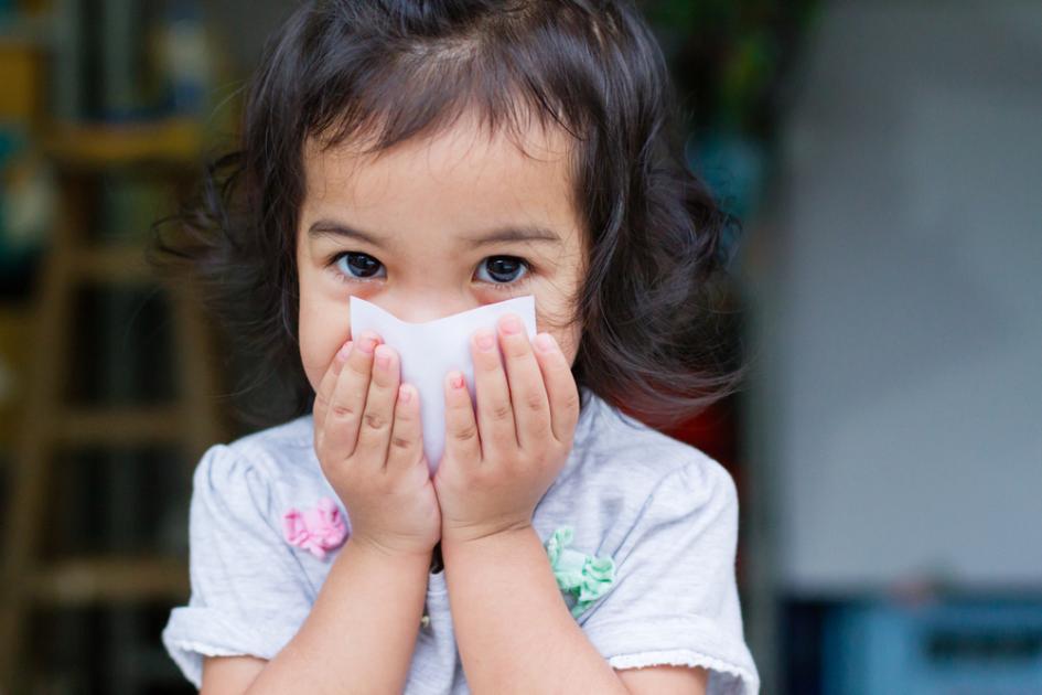 Remedios Caseros para la gripe y tos con flemas en bebés