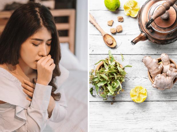 lidiar con la tos seca o húmeda